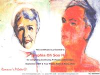 CPE Certificate 2007